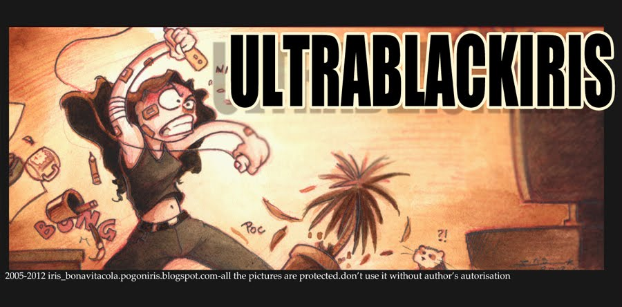 Ultrablackiris